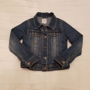 1989 Place Girl's Jean Jacket